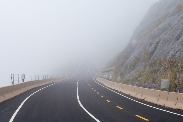 Conduzir com Nevoeiro -CS