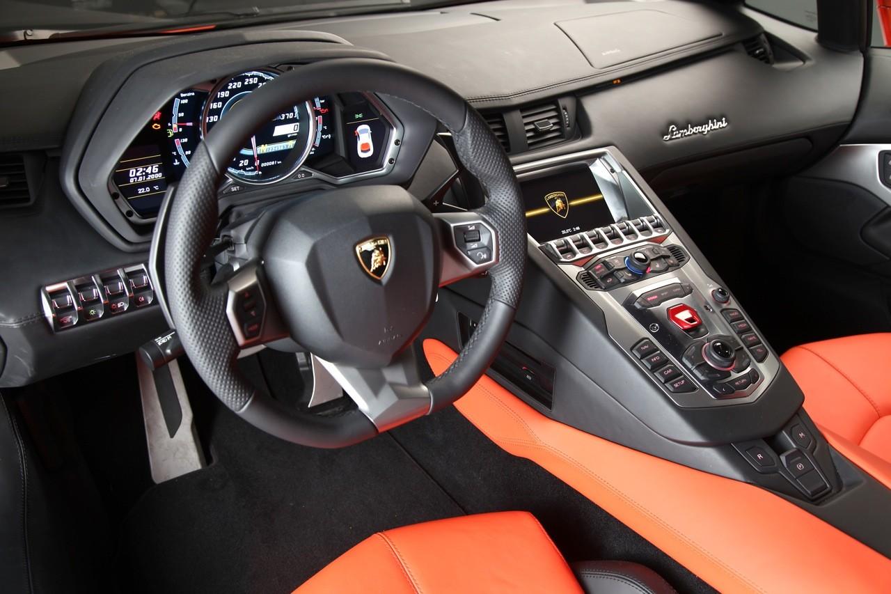 Interior de carro - CS