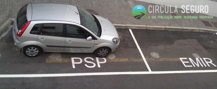 estacionamento reservado