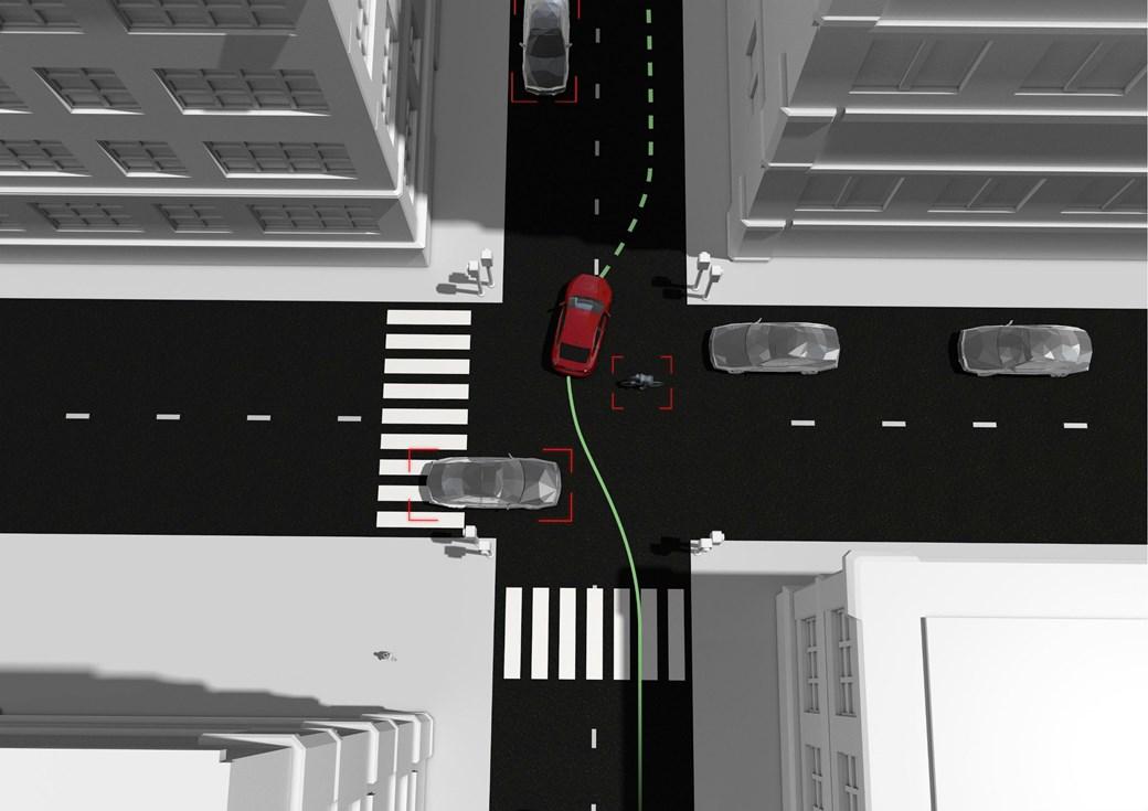 Volvo revela tecnologia para escapar de acidentes - CS