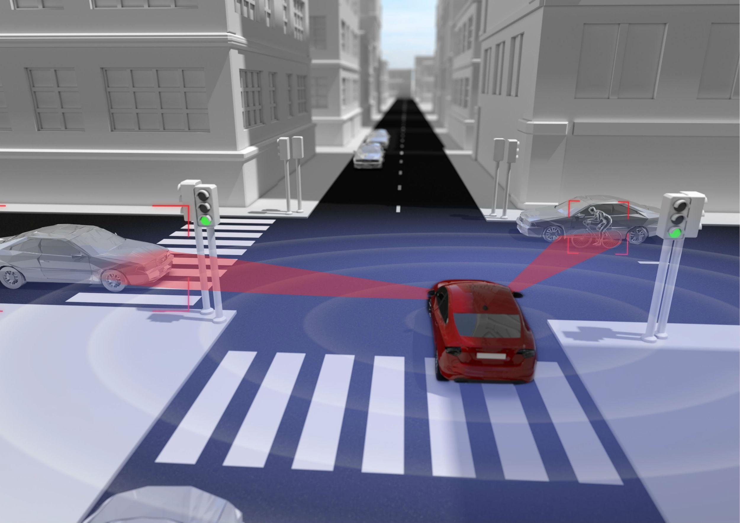 Volvo revela tecnologia para escapar de acidentes - cs 2