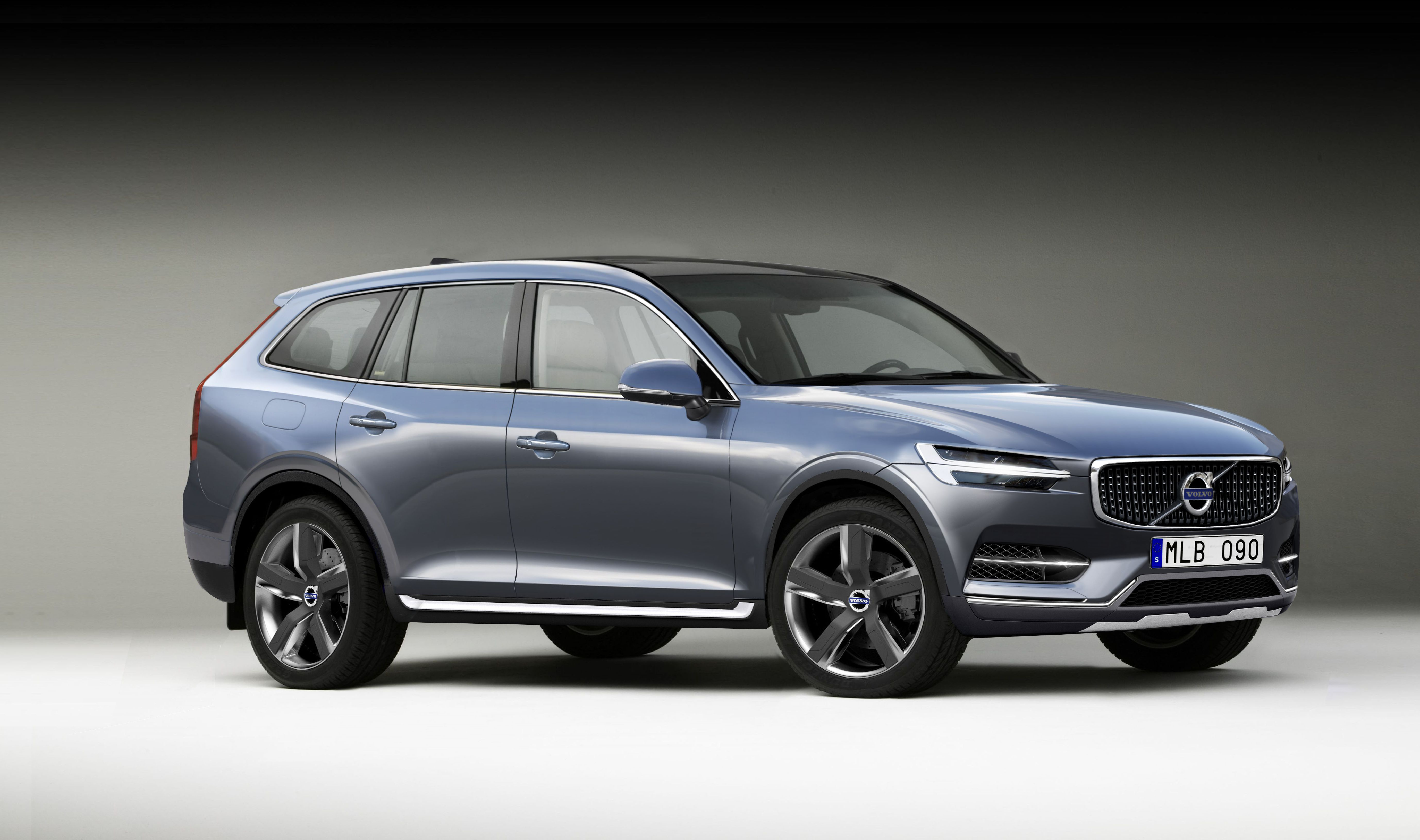 Volvo xc90 - CS