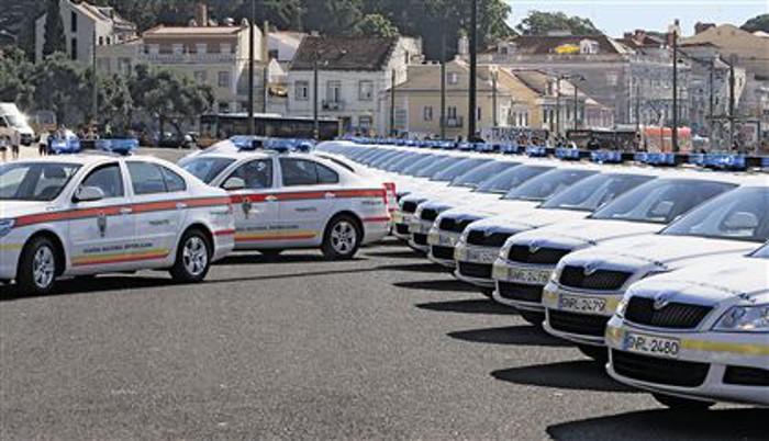 Operação Natal nas estradas portuguesas