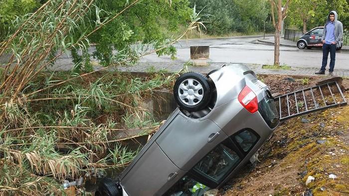 A razão escondida por detrás de um acidente rodoviário