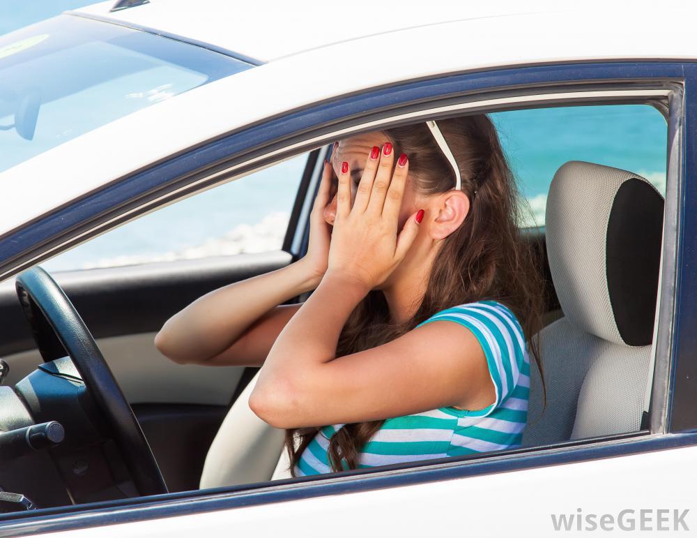 Medo de conduzir .2