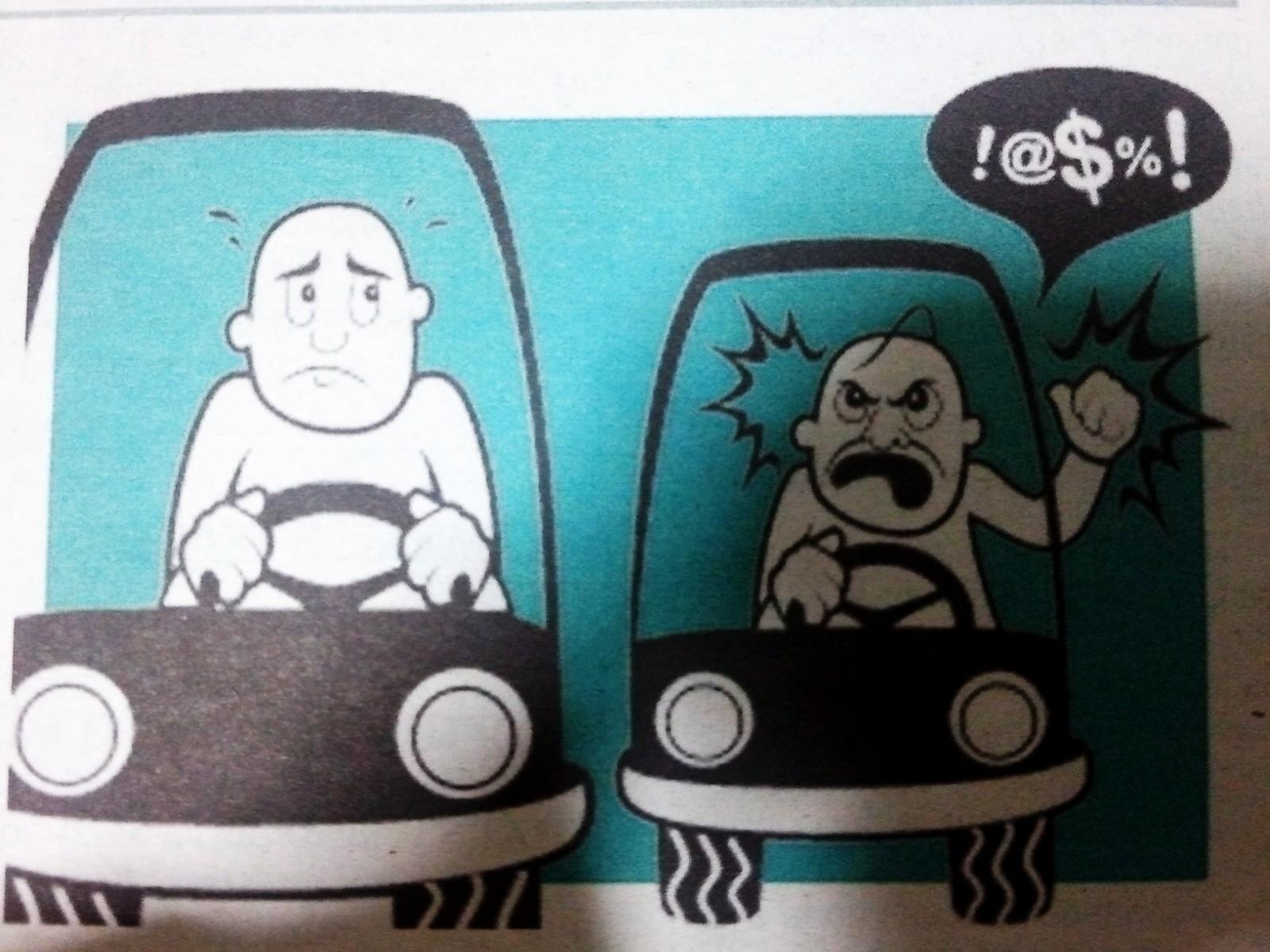 Medo de conduzir
