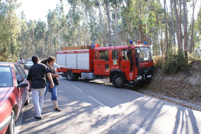 Na estrada com os bombeiros, numa corrida vertiginosa (2)