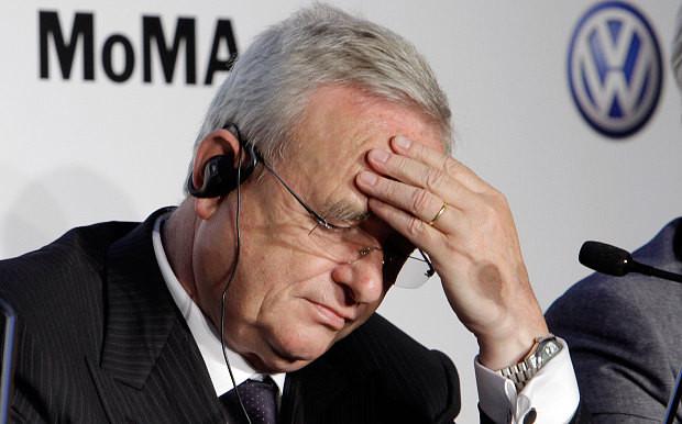 CEO da Volkswagen