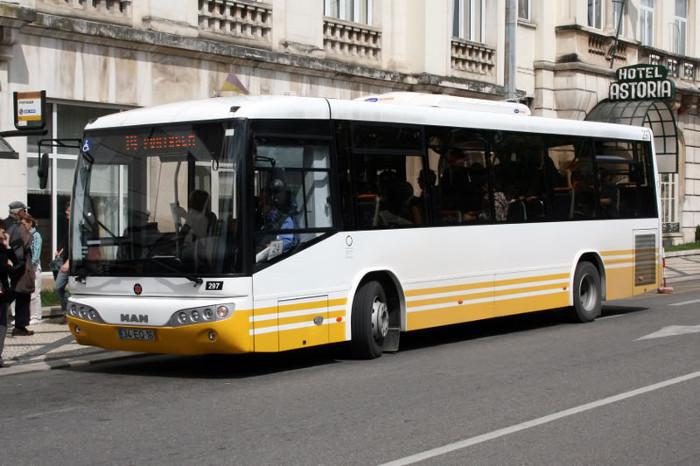 Transporte colectivo de passageiros e a condução segura