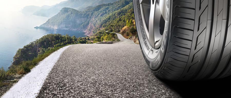 piso do pneu