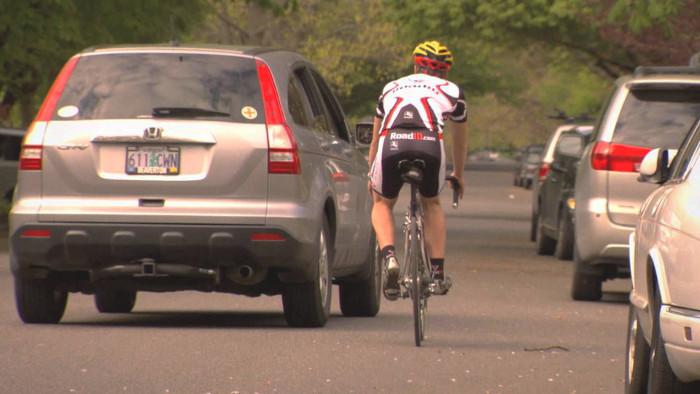 Bicicletas e automóveis - a coabitação