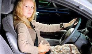 gravida-ao-volante