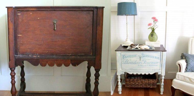 Trucos y consejos para reutilizar y reciclar muebles viejos - Reciclar muebles viejos ...
