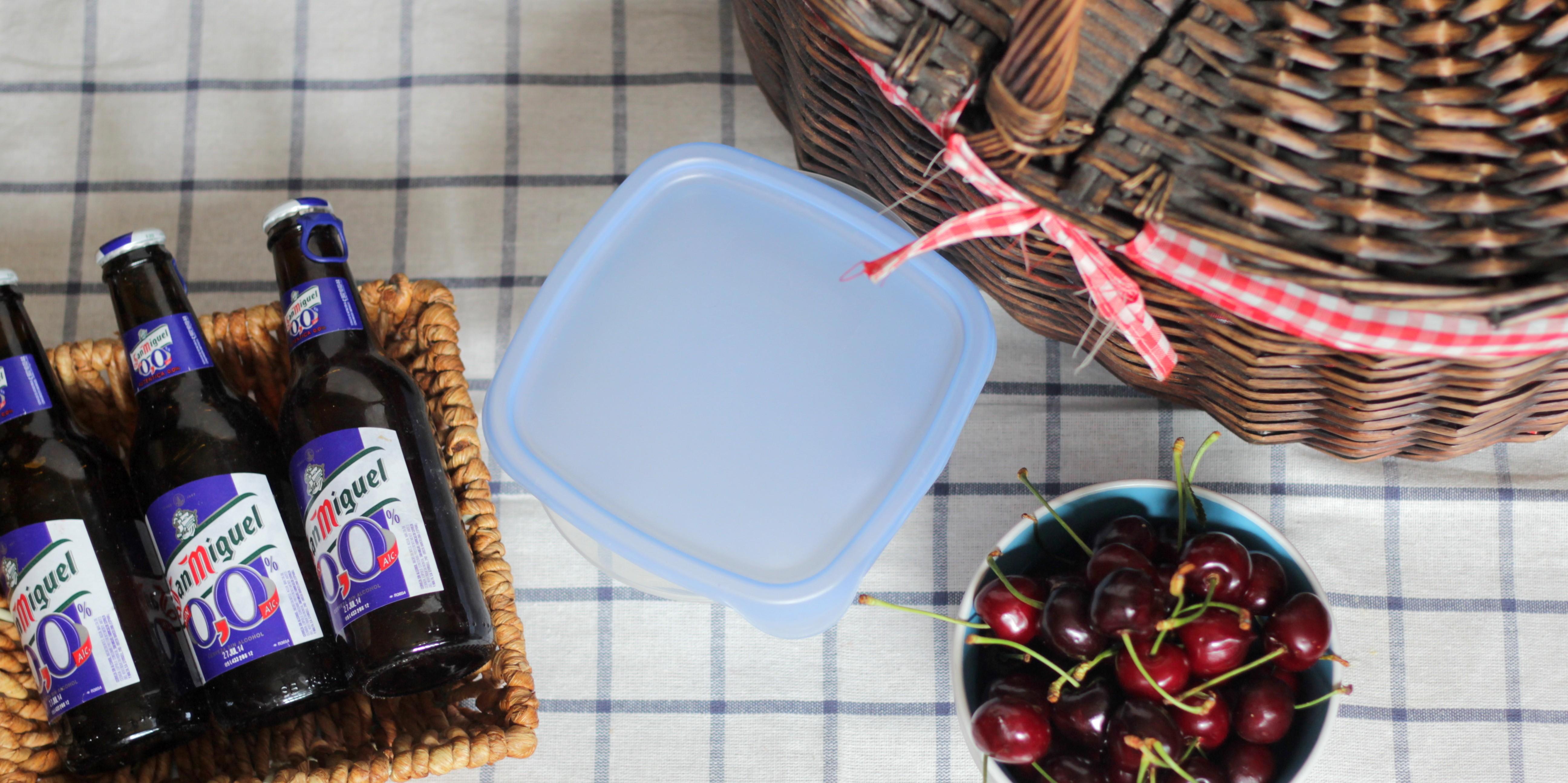 Las nueve mejores recetas para picnic