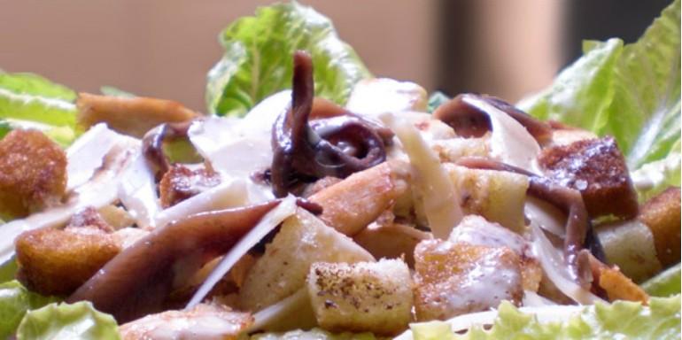 ensalada cesar de javirecetas