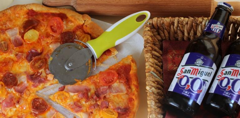pizza aprovechamiento
