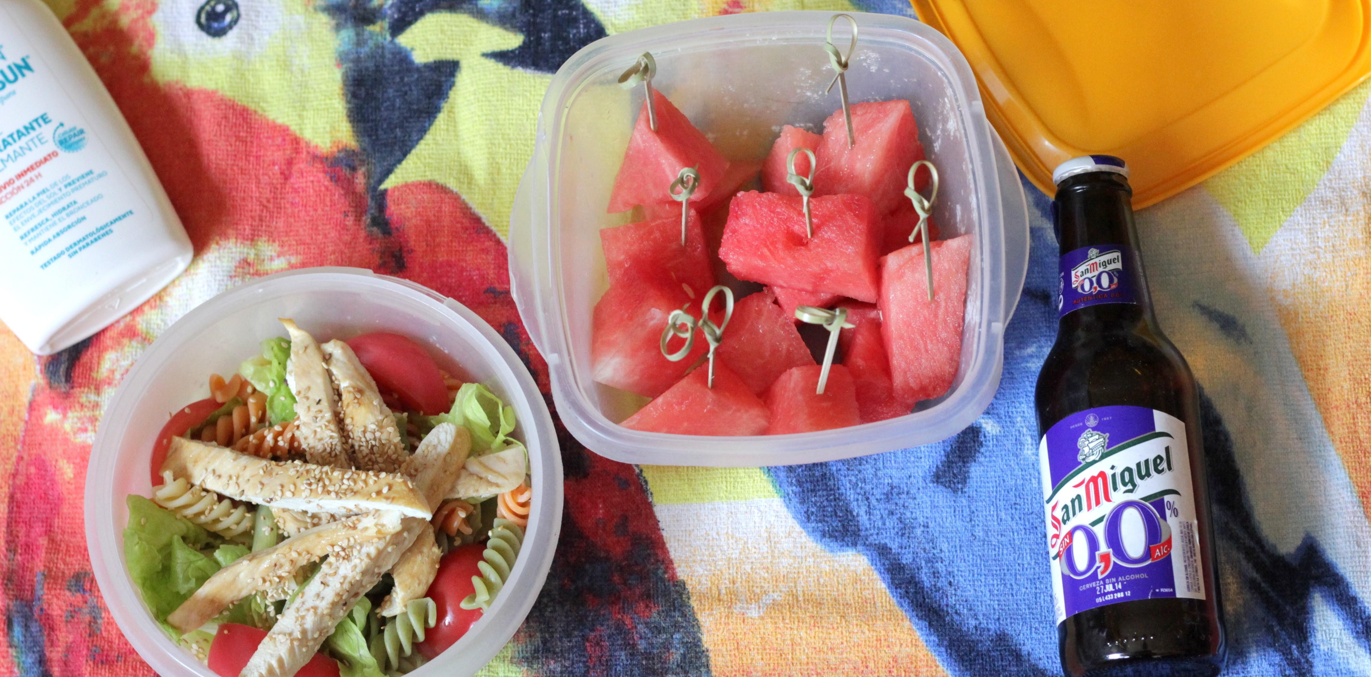 Recetas de verano para llevar a la playa o la piscina - Comida para llevar de picnic ...