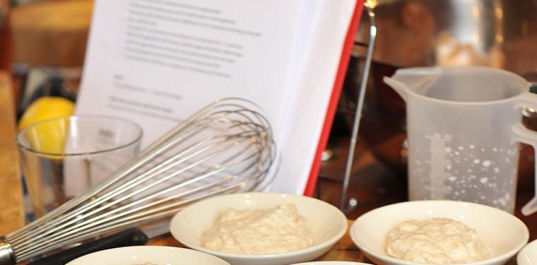 Cursos para aprender a cocinar for Cocinar comida sana