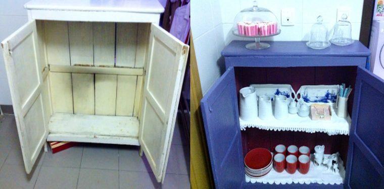 Trucos y consejos para reutilizar y reciclar muebles viejos - Transformar muebles viejos ...