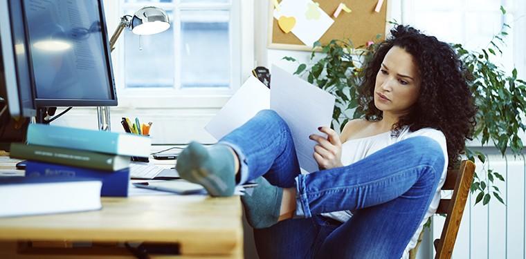 claves para trabajar desde casa con el mismo rendimiento. Black Bedroom Furniture Sets. Home Design Ideas