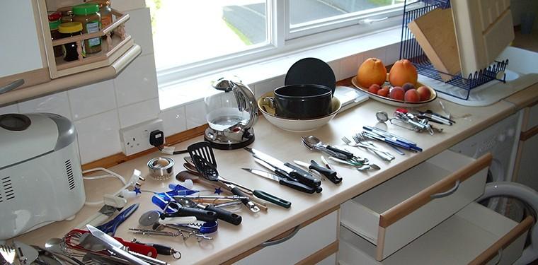 Trucos para ordenar la casa y acumular menos - Como limpiar y ordenar la casa ...