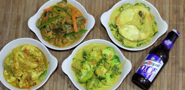 salsa de curry sencilla
