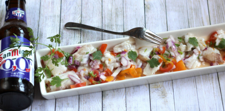 recetas ceviche de pescado