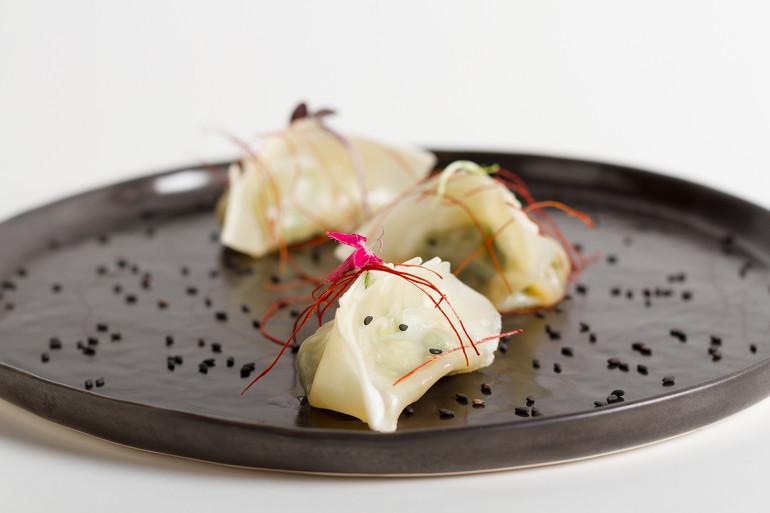 gyoza receta Carlos Pascal Kitchen Club