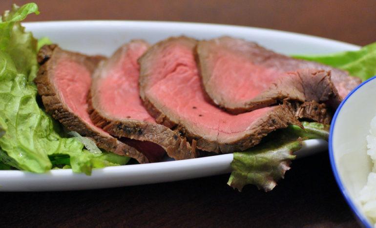 roast beef recetas muy british