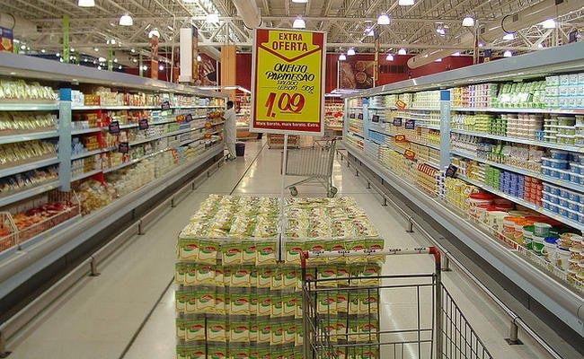 Sexo en el supermercado