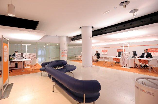 Desaprende qu es una oficina bancaria en naranja ing for Oficina fisica ing