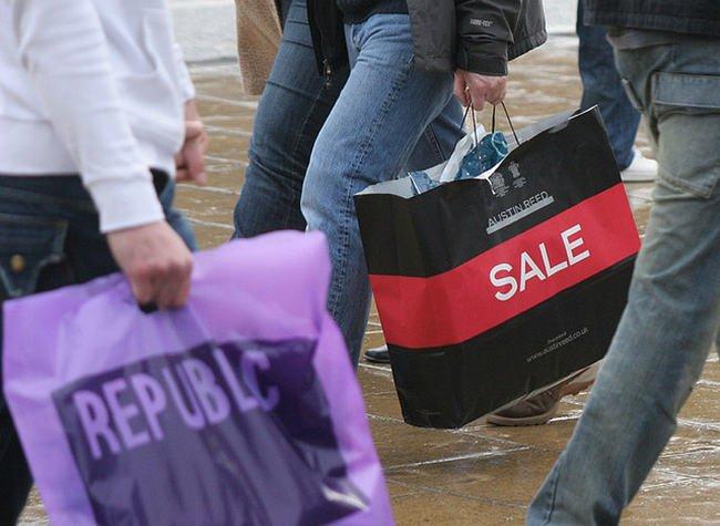 Consumo inteligente en las rebajas 2012
