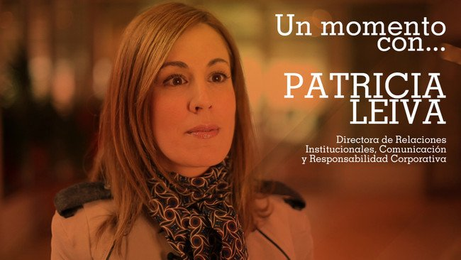 Patricia Leiva, Directora de Relaciones Institucionales, Comunicación y Responsabilidad Corporativa de ING DIRECT