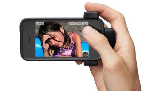 Sacar fotos de las vacaciones con un iPhone