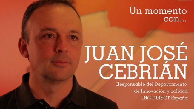 Un momento con Juan José Cebrián