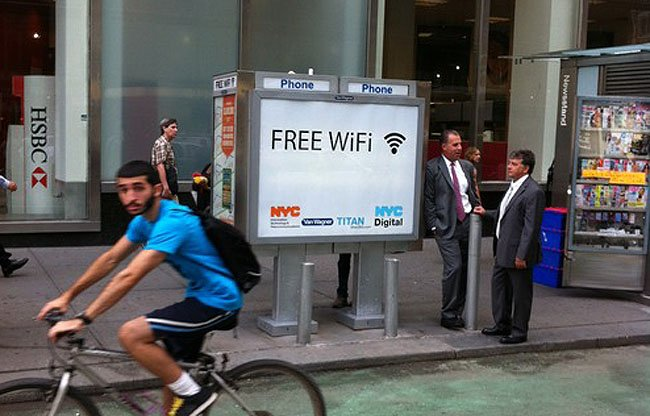 New york wifi