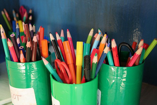 Ahorrar en la compra de material escolar