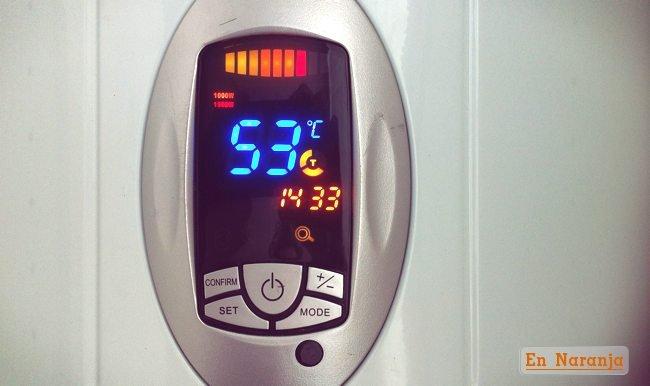ahorro electrodomésticos cocina - termo eléctrico