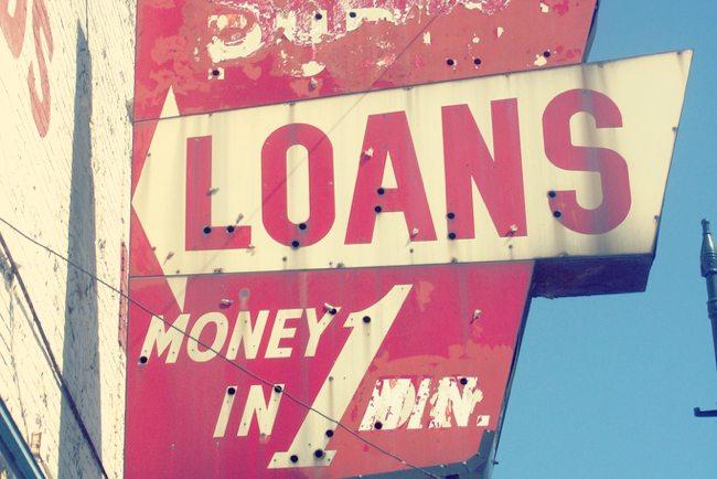 Ganar dinero pidiendo un crédito