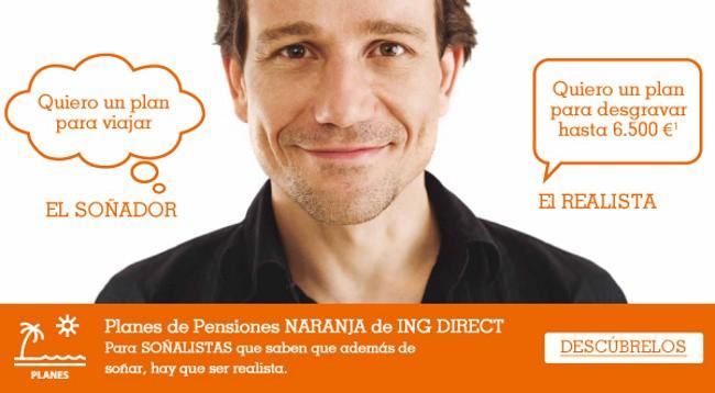 Soñalistas de ING DIRECT - Planes de Pensiones NARANJA