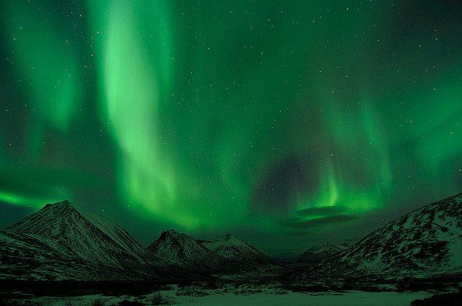 Viajar a Noruega en Navidad o Fin de Año