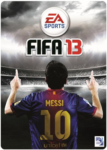 FIFA 13 Edición Leo Messi