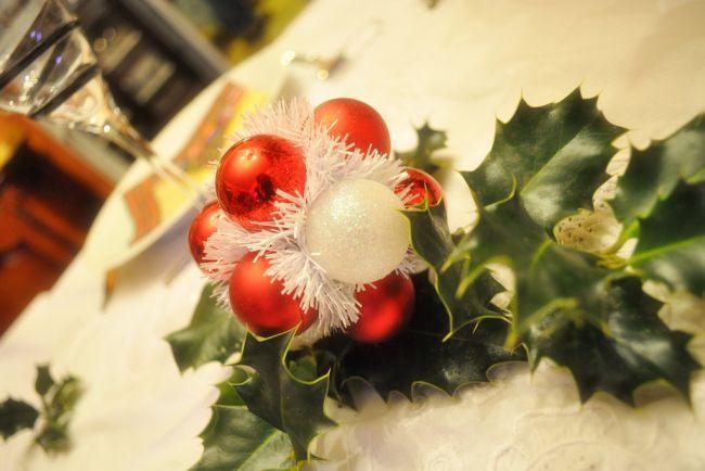 Mesa de Navidad, ahorrar en la cocina