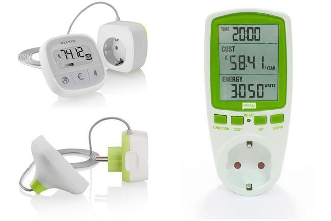 Aparatos medidores del consumo eléctrico - 2