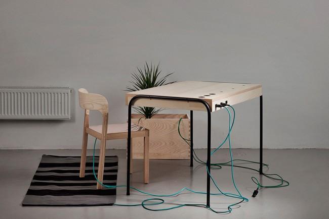 Muebles que ahorran energía - 1