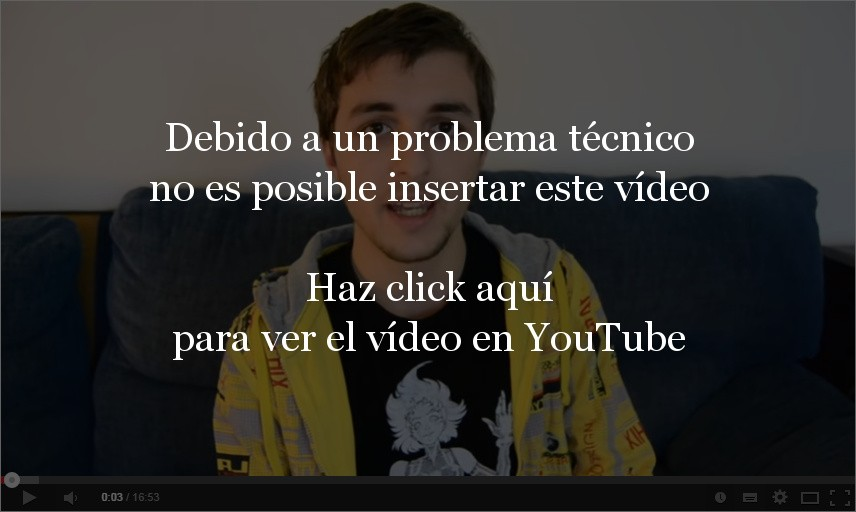 YouTuber - disclaimer