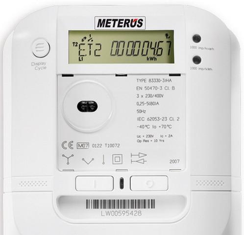 Nuevo contador inteligente - Ahorrar en la factura de la luz
