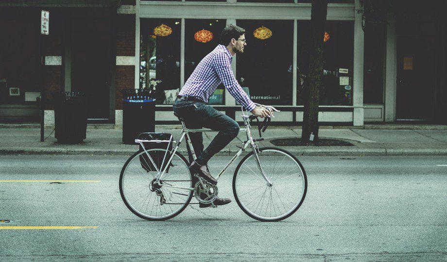una bici te hará ahorrar