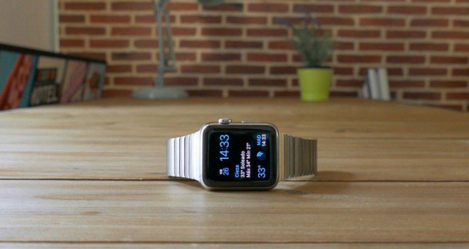Aplicaciones financieras para Apple Watch