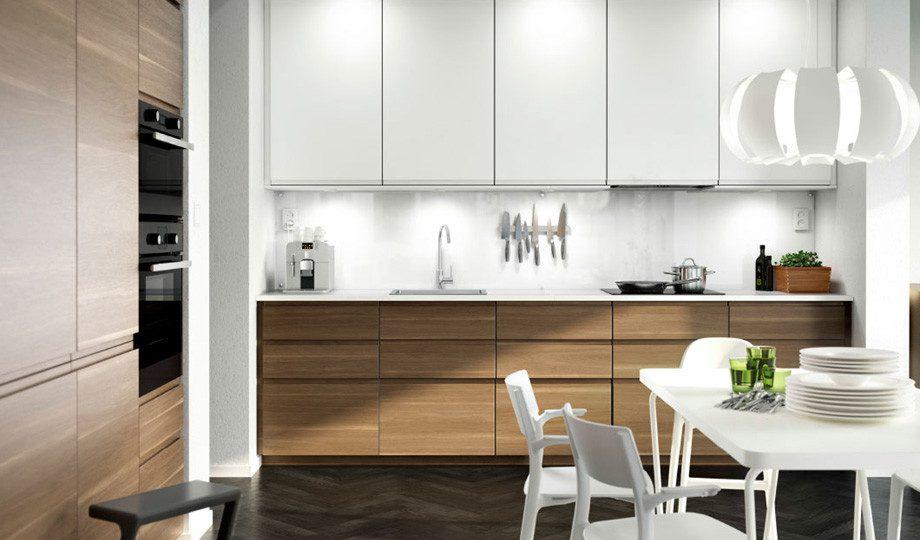 Media docena de ideas para conseguir que tu cocina parezca nueva sin hacer reforma en naranja - Cocinas sin alicatar ...